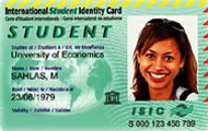 ISIC - Interantional Student Identity Card - Международное Удостоверение Личности Студента